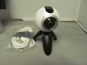 Samsung Gear 360 SM-C200 Camera VGC inc VAT RFAH40EHDCA