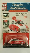VOITURE MINIATURE VEHICULES PUBLICITAIRES DELAHAYE 135 AAT 1/43 NEUF