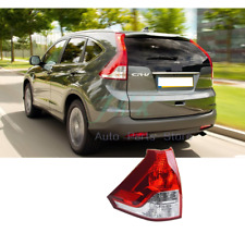 LEFT Drive Rear Lower Stop Brake Lamp Tail Light  For Honda CRV CR-V 2012-2014