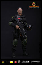"DAM DAMToys 1/6 Scale 12"" Elite Series Chinese Peoples Armed Police Force 78017"