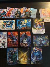 DC Comics PROMO CARD Trading Card Single U PICK Cryptozoic / Ritenhouse Archives