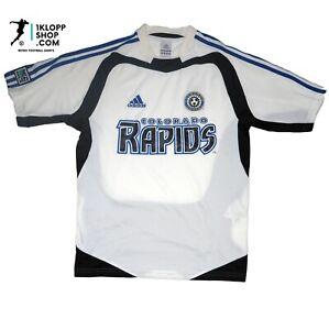 Rare Colorado Rapids 05/06 Home Football Shirt Trikot Camiseta Adidas S/M MLS