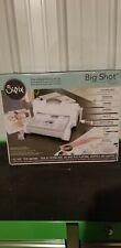Sizzix Big Shot Plus Machine White W/Gray 841182098542