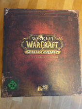 WoW Mists of Pandaria Collectors Edition - Neuwertig MIT Mauspad