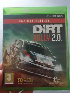 MICROSOFT XBOX ONE,  DIRT RALLY 2.0