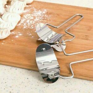 Pie Ravioli Pastry Tools Stainless Steel Dough Press Dumpling Maker Mould