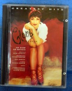 Gloria Estefan Greatest Hits Mini Disc format Rare!