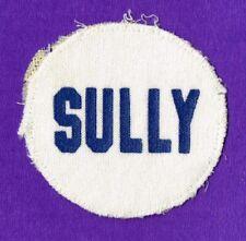 "MILWAUKEE BREWERS BOB SULLIVAN ""SULLY"" 1986 MEMORIAL PATCH"