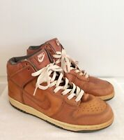 Nike dunk hi premium 2003 US10.5 vintage shoes sneaker