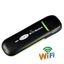 Car Mobile wifi Hotspot 3G Wifi Dongle USB Modem 3G WiFi Router with SIM Slot