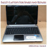 "HP DV6-6156EA 15.6"" Laptop Intel i5 2nd-Gn 2.3Ghz 2GB RAM For Spares and Repairs"