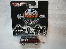 Hot Wheels Pop Culture Dream Van XGW KISS Music