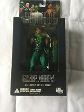 GREEN ARROW Action Figure JUSTICE LEAGUE Series 5 DC DIRECT