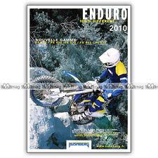 PUB HUSABERG FE 570 ENDURO - Original Advert / Publicité Moto 2010