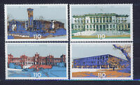 ALEMANIA/RFA WEST GERMANY 1998 MNH SC.1994/1997 Parliament buildings