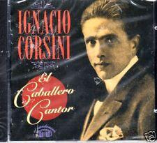 Ignacio Corsini El Caballero Cantor   CD