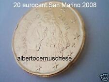 EURO - 20 cent 2008 San Marino san marin saint marin