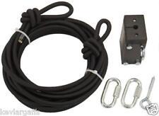 Zipline Cable Trolley - Bungee Brake Kit