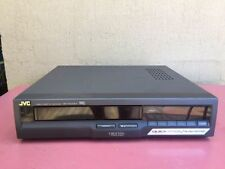 JVC VCRs