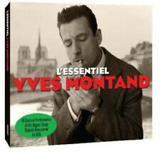 Yves Montand - L'essentiel [New CD] UK - Import