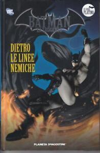 Batman La Leggenda  DIETRO LE LINEE NEMICHE  DeAgostini n°26 serie platino nuovo