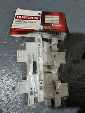 Craftsman Versatrack Track Wall Joiners 4 Pack