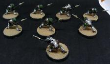 Games Workshop LOTR Lord Of The Rings Moria Goblin Warriors x 24