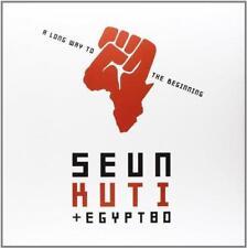 """Seun Kuti and Egypt 80 - A Long Way To The Beginning (NEW 2 x 12"""" VINYL LP SET)"""