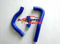 Silicone Radiator Hose FOR Nissan Silvia 180SX 200SX S13 CA18DET 1989-1994 BLUE