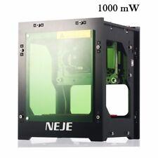 Laser Cutter 1000mW Crouter Cnc Mini Engraving Machine DIY Print High Speed New