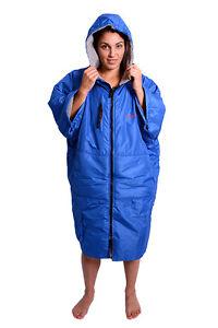 Charlie McLeod 3/4 Sleeve Adult Warm Changing Swim Sports Cloak/Coat/Robe.