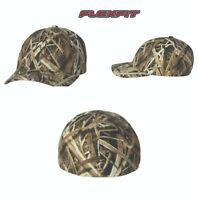 Flexfit 6999 Mossy Oak Camouflage Cap Camo Adult Hat REALTREE New
