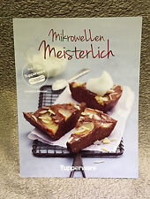 "Tupperware - Kochbuch ""Microwellen Meisterlich"" -  E88"