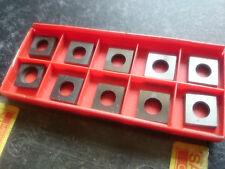 10 Sandvik shims / anvils / seats 5322 460-01 ( unterlegplatten )