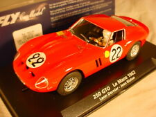 Fly Ferrari 250 GTO #22 Le Mans 1962 Red A1801 MB 1/32 scale