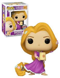 Funko POP Disney Tangled Rapunzel With Lantern #981 Vinyl Figure Special Edition