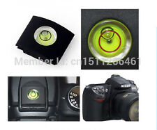 1x Hot Shoe Cover Cap Bubble Spirit Level Gradienter For Canon Nikon Accessories