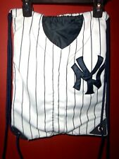 Genuine Merchandise NEW YORK YANKEES Jersey Game Day Tote NY Logo Backpack EUC