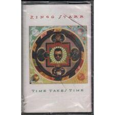 Ringo Starr MC7 Time Takes Time / Private Music Sigillata 4007194129025