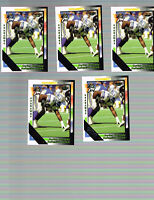 1992 Cortez Kennedy Wild Card 5 10 20 50 100 Stripe Card Lot  #219 Eagles