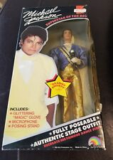 "New 1984 Michael Jackson Figure 11"" Grammy Awards Outfit Superstar Of The 80's"