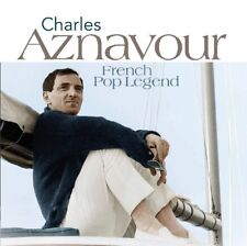 Charles Aznavour - French Pop Legends [New CD] Holland - Import