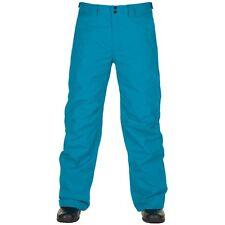 O 'Neill-MEN' S PMEX Deep Dresden Blue Martello Sci Pantaloni. Taglia: XS nuova con etichetta
