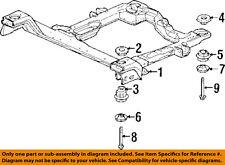 GM OEM Front Suspension-Engine Cradle Retainer 10203413