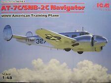 1/48 Beech AT-7C / SNB-2C Navigator By ICM Models