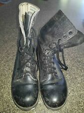 Australian Army Vietnam Era Style  Black GP Boots size 5/5 - by LM Shoes - ADF