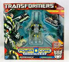 Transformers Generations Power Core Combiners Bombshock with Combaticons MISB
