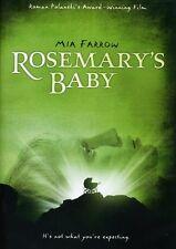 Rosemary's Baby DVD Region 1