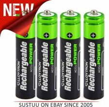 Batteries, chargeurs