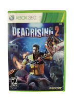 Dead Rising 2 Microsoft Xbox 360 Complete Tested